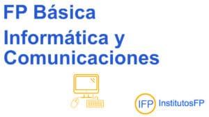 FP Básica Informática y Comunicaciones