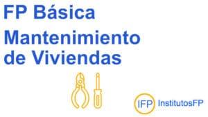 FP Básica Mantenimiento de Viviendas