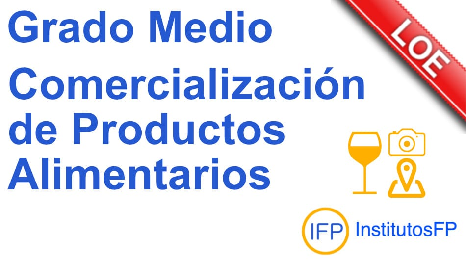 Técnico en comercialización de productos alimentarios