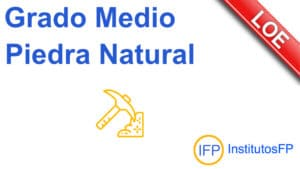 Grado Medio Piedra Natural