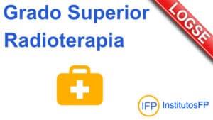 Grado Superior Radioterapia